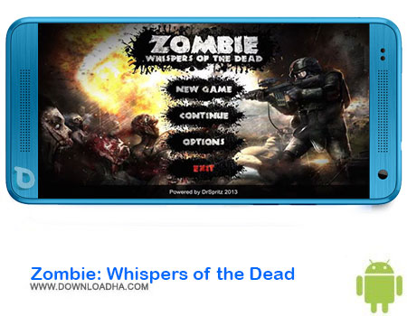 Zombie Whispers of the Dead دانلود بازی Zombie: Whispers of the Dead  اندروید