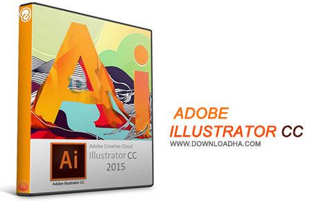 Adobe Illustrator CC طراحی وکتورهای حرفه ای با Adobe Illustrator CC 2015.19.0.0