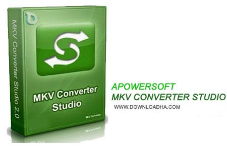 Apowersoft MKV Converter Studio نرم افزار تبدیل فرمت MKV با Apowersoft MKV Converter Studio 4.0.2