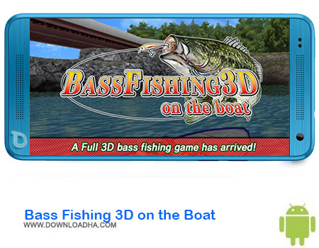 Bass Fishing 3D on the Boat دانلود بازی Bass Fishing 3D on the Boat v2.3.6   اندروید