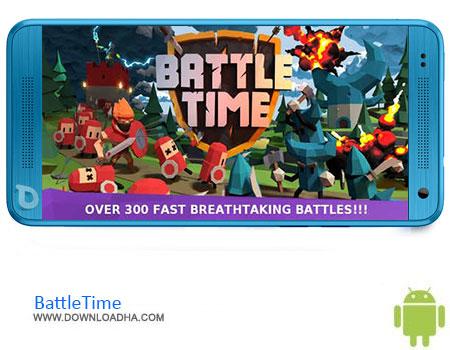 BattleTime دانلود بازی BattleTime v1.0.0    اندروید
