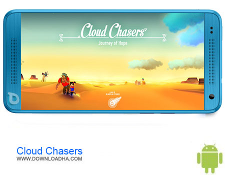Cloud Chasers دانلود برنامه Cloud Chasers v102 – اندروید