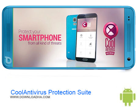 CoolAntivirus Protection Suite دانلود برنامه CoolAntivirus Protection Suite v12   اندروید