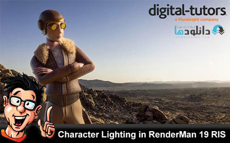DT Character.Lighting.in.RenderMan.19.RIS دانلود فیلم آموزشی Digital Tutors – Character Lighting in RenderMan 19 RIS