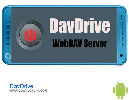 DavDrive دانلود برنامه DavDrive v1.7.1  اندروید