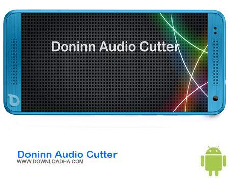 Doninn Audio Cutter دانلود برنامه Doninn Audio Cutter v1.02   اندروید