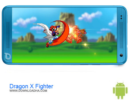 Dragon X Fighter دانلود بازی Dragon X Fighter : Dark Storm v1.1.2   اندروید