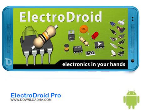 ElectroDroid Pro دانلود برنامهElectroDroid Pro  اندروید