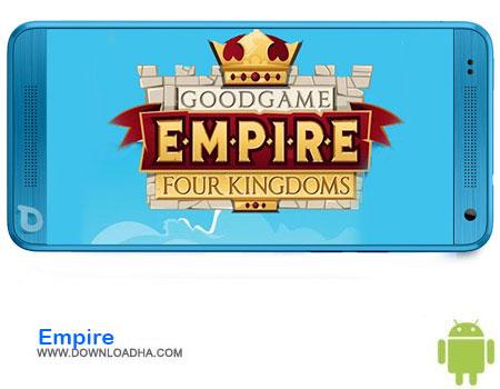 Empire دانلود بازی  Empire: Four Kingdoms v1.27.46   اندروید