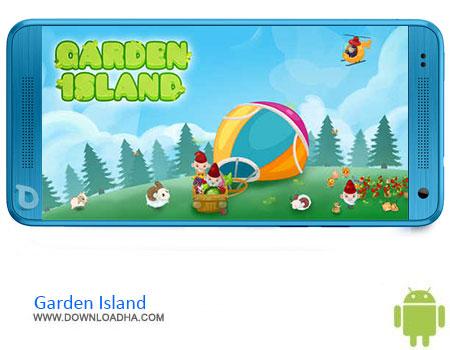 Garden Island دانلود بازی Garden Island: Farm Adventure v32.0.0   اندروید
