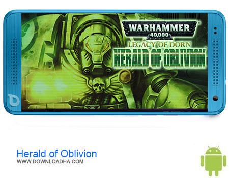 Herald of Oblivion دانلود برنامه Herald of Oblivion v1.0.4449  اندروید