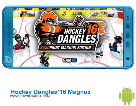 Hockey Dangles16 Magnus دانلود بازی Hockey Dangles'16 Magnus   اندروید