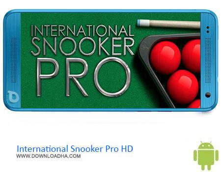 International Snooker Pro HD دانلود بازی International Snooker Pro HD v1.10   اندروید