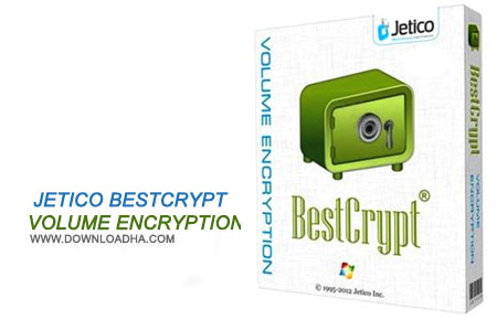Jetico BestCrypt Volume Encryption رمز گذاری قدرتمند بر روی فایل ها با Jetico BestCrypt Volume Encryption 3.70.19