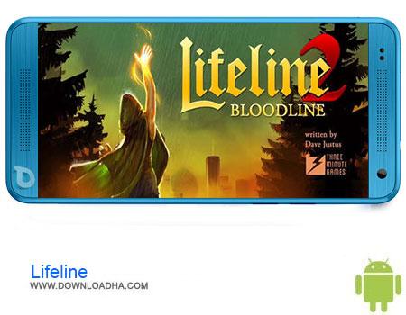 Lifeline دانلود بازی Lifeline 2 v1.3   اندروید