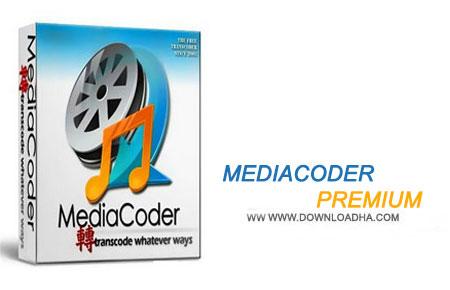 MediaCoder Premium نرم افزار مبدل فایل های صوتی و تصویری MediaCoder Premium 0.8.36 Build 5750