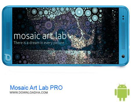 Mosaic Art Lab PRO دانلود برنامه Mosaic Art Lab PRO v1.3.6   اندروید