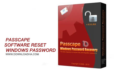 Passcape Software Reset Windows Password نرم افزار ریست کردن پسورد ویندوز Passcape Software Reset Windows Password 5.1.5