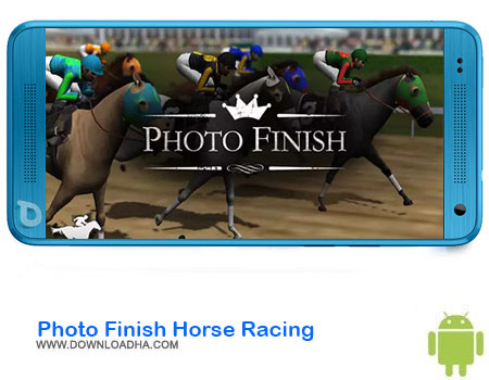 Photo Finish Horse Racing دانلود بازی Photo Finish Horse Racing   اندروید