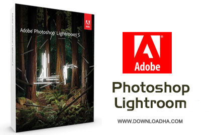Photoshop.Lightroom  ویرایش فوق حرفه ای تصاویر Adobe Photoshop Lightroom CC 6.1