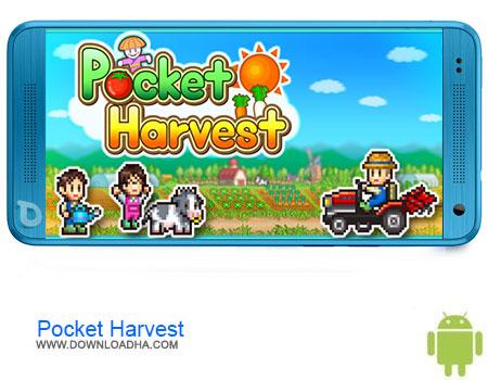 Pocket Harvest دانلود بازی Pocket Harvest v1.1.0 – اندروید