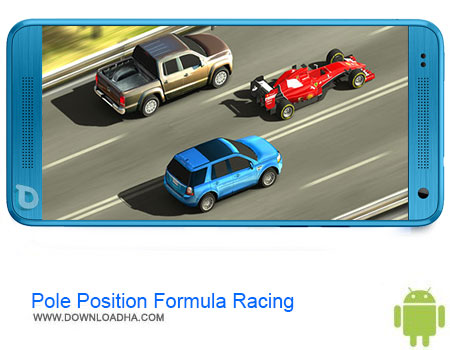 Pole Position Formula Racing دانلود برنامه Pole Position Formula Racing v1.1   اندروید
