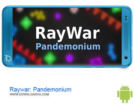 Raywar Pandemonium دانلود برنامه Raywar: Pandemonium v1.34   اندروید