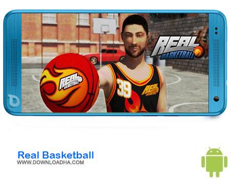 Real Basketball دانلود بازی Real Basketball  اندروید
