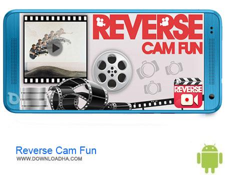 Reverse Cam Fun دانلود برنامه Reverse Cam Fun v1.0   اندروید