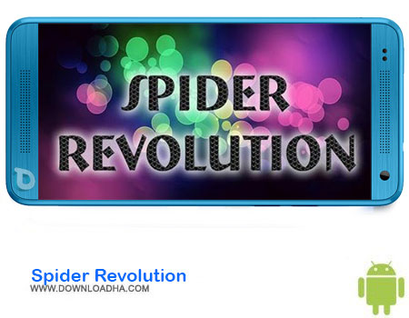 Spider Revolution دانلود بازی Spider Revolution   اندروید