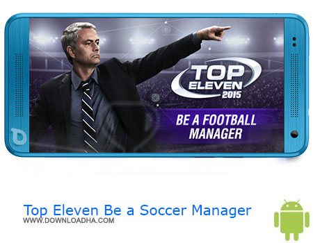 Top Eleven Be a Soccer Manager دانلود بازی Top Eleven Be a Soccer Manager v4.1.1   اندروید
