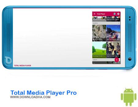 Total Media Player Pro دانلود برنامه Total Media Player Pro   اندروید