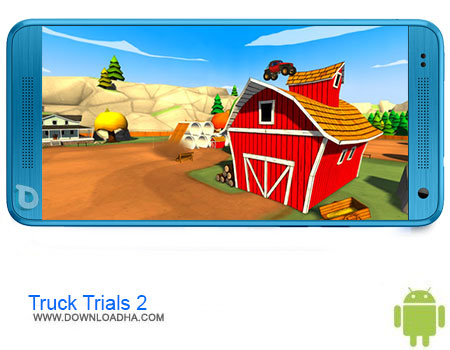 Truck Trials 2 دانلود بازی Truck Trials 2: Farm House 4×۴ v1.0.1   اندروید
