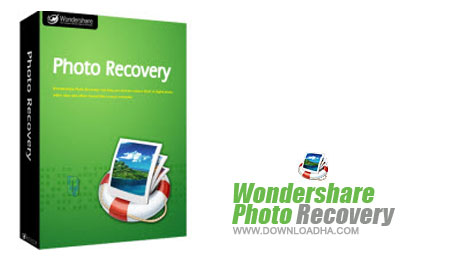 Wondershare Photo Recovery  بازیابی تصاویر حذف شده با Wondershare Photo Recovery 3.1.0.8
