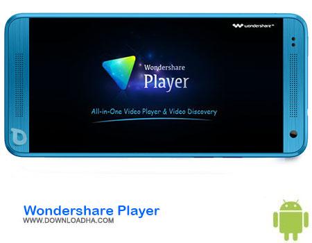 Wondershare Player دانلود برنامه  Wondershare Player v3.0.4  اندروید