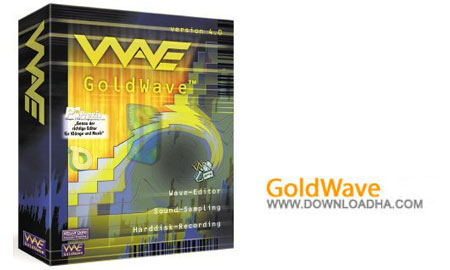 goldwave6 ویرایش فایل های صوتی با GoldWave 6.13