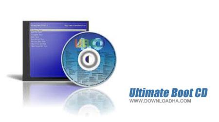 ultime سی دی بوت برای تمامی نیازهای شما با نام Ultimate Boot CD 5.3.5