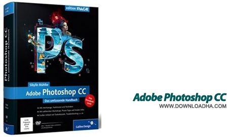 Adobe Photoshop CC نرم افزار ویرایش فوق حرفه ای تصاویر Adobe Photoshop CC 2015 v16.0.1   نسخه Mac