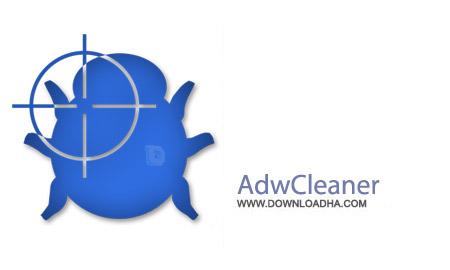 AdwCleaner نرم افزار مبارزه با ابزار های تبلیغاتی AdwCleaner 5.000