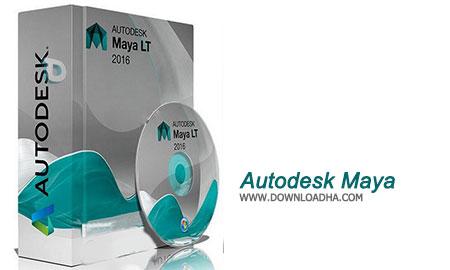 Autodesk Maya حرفه ای ترین نرم افزار طراحی ۳ بعدی Autodesk Maya 2016 SP2   نسخه Mac