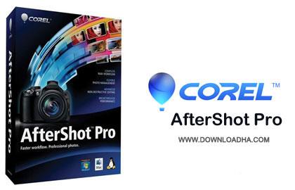 Corel%20AfterShot%20Pr نرم افزار ویرایش تصاویر خام Corel AfterShot Pro v2.2.1.64   نسخه Mac