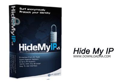 Hide My IP نرم افزار مخفی کردن آدرس آی پی Hide My IP 6.0.376