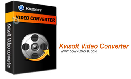 Kvisoft Video Converter نرم افزار تبدیل فرمت های ویدیویی Kvisoft Video Converter 2.1.2