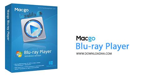 Macgo%20Blu ray%20Player نرم افزار پلیر بلوری Macgo Mac Blu ray Player 2.16.1   نسخه Mac