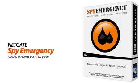 NETGATE%20Spy%20Emergency  نرم افزار مقابله با جاسوس افزار ها NETGATE Spy Emergency 17.0.105.0