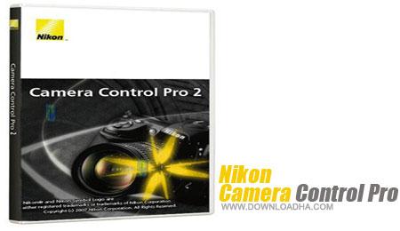 Nikon Camera Control Pro کنترل حرفه ای دوربین های مدار بسته با Nikon Camera Control Pro 2.22.0   نسخه mac