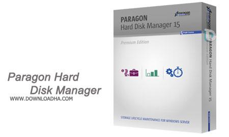 Paragon Hard Disk Manager مدیریت حرفه ای هارد با Paragon Hard Disk Manager 15 Premium 10.1.25.772