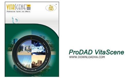 ProDAD VitaScene پلاگین فیلترهای سینمایی ProDAD VitaScene 2.0.236