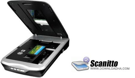 Scanitto اسکن حرفه ای اسناد و تصاویر Scanitto Pro 3.7