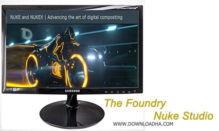 The Foundry Nuke Studio ویرایش فیلم ها با The Foundry Nuke Studio 9.0 v7